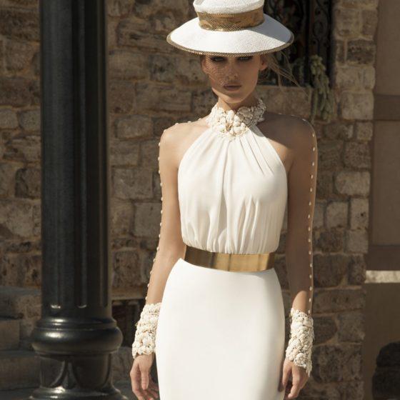 ultima collezione saldi costo moderato sposa con cappello Archivi - Wedding Season