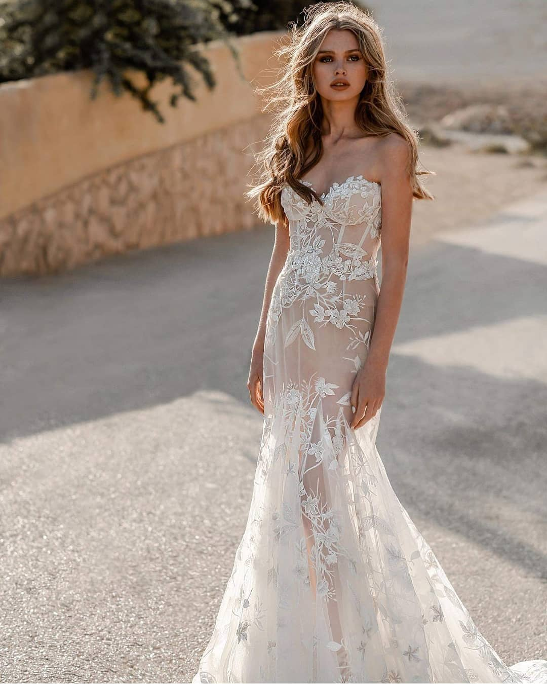 check out 2dc3b a4666 Galia Lahav in esclusiva a Milano - Wedding Season
