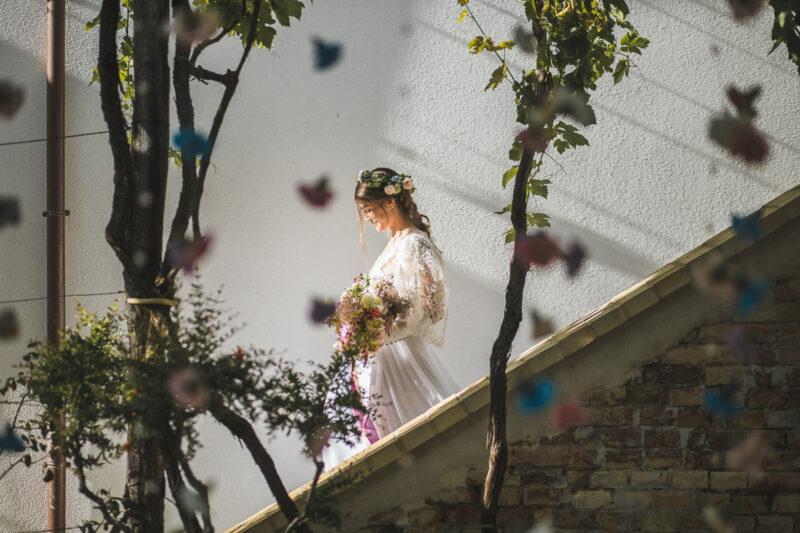 Italian Style Wedding nelle Marche Grottammare Sposa Bride