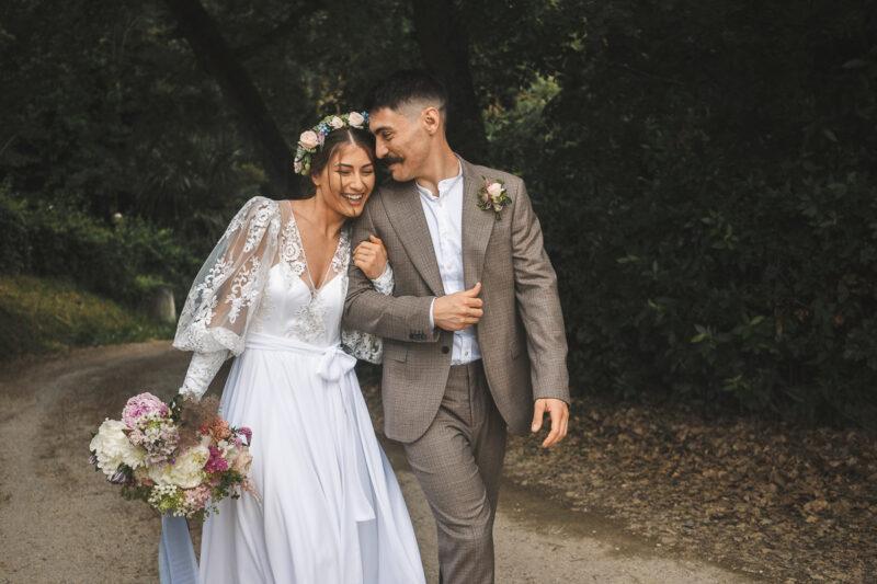 Italian Style Wedding nelle Marche - Grottammare Sposi  Bride and groom