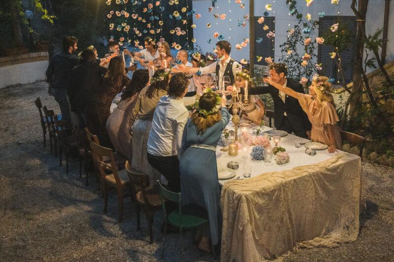 Italian Style Wedding nelle Marche - Grottammare