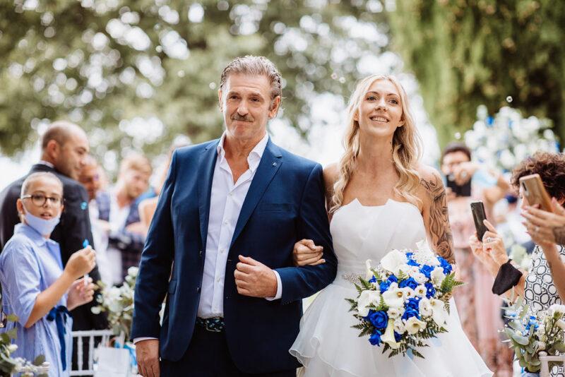 Cerimonia religiosa matrimonio sul Lago di Como